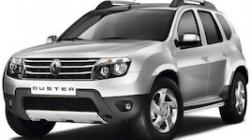 RENAULT DUSTER 4WD