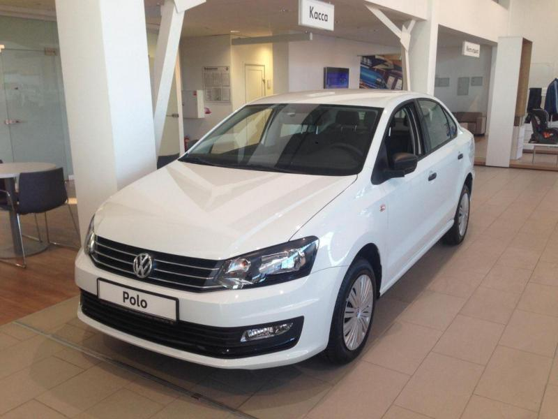 VW POLO NEW 2019